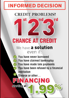 financing available at Brossard Mitsubishi